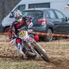 Mathias Van Hoof op podium in Binche!