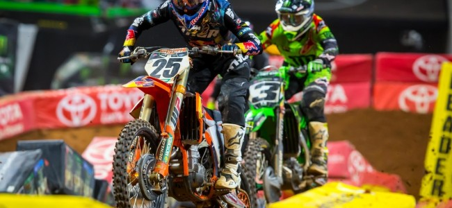 Video: Marvin Musquin vecht terug na blessure