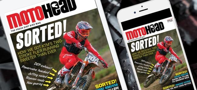 Magazine: Check de nieuwe Motohead Mag