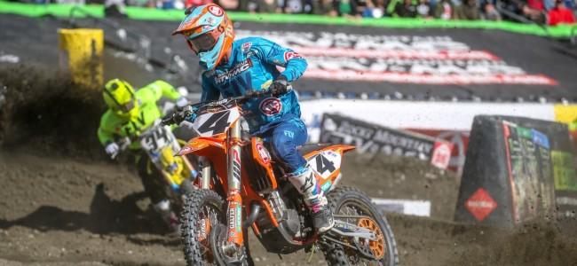 Blake Baggett verlengt Rocky Mountain KTM contract!