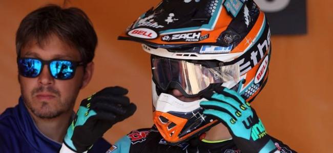 BREAKING: Mickael Pichon aan de start in Matterley!