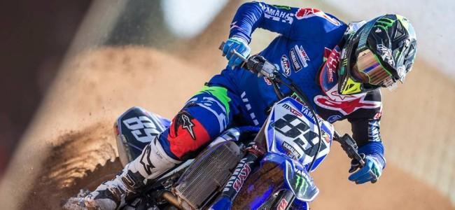 Jeremy Van Horebeek verlaat fabrieks Yamaha-team.