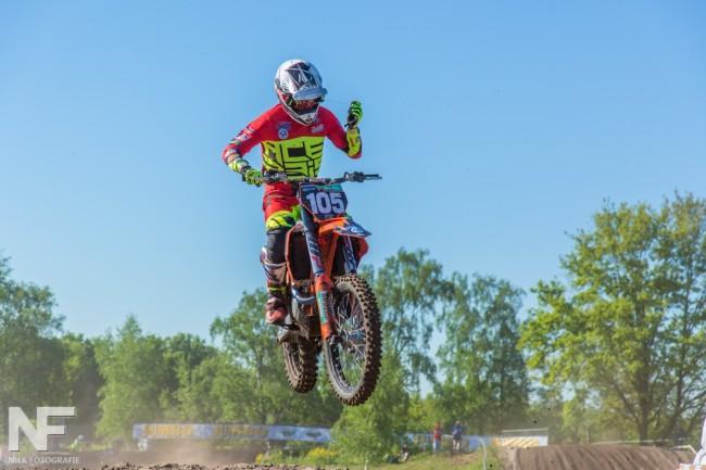 Cyril Genot maakt EMX250 comeback