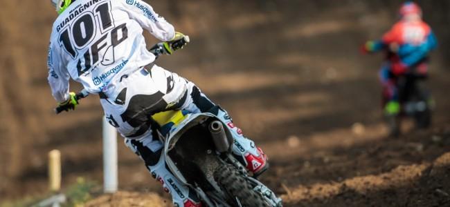 EMX125 Reekszege en eindwinst voor Mattia Guadagnini