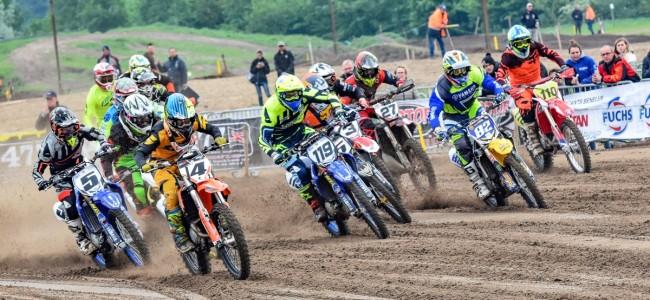 FOTO: BK motorcross Lommel  door Nico Martin