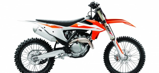 KTM lanceert 2019 MX modellen!