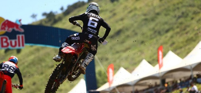 Jeremy Martin wint AMA250 in Thunder Valley