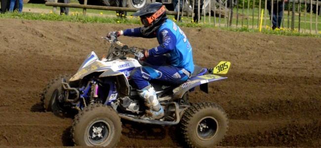 Richard Ruttenberg de beste in NK quads