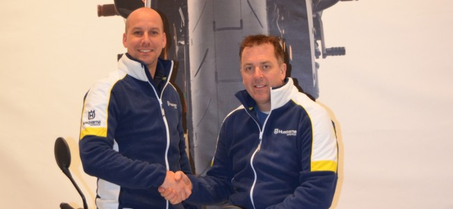 JTX Racing wordt Husqvarna dealer