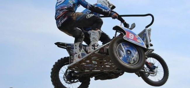 Vanluchene/Van den Boogaart pakken vijfde GP winst op rij te Estland!