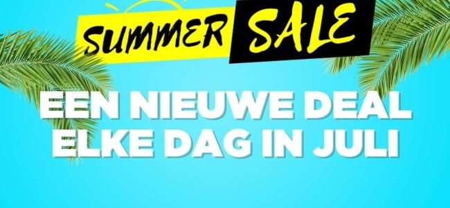 Laatste dagen Summer Sale bij 24MX!
