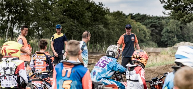 Snel, schrijf je in voor de Motocross Junior Days!