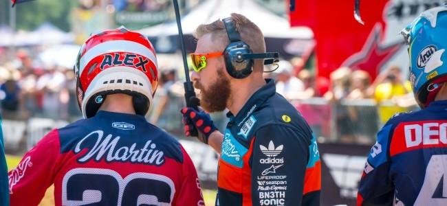 Maakt Alex Martin de overstap naar Joe Gibbs Racing?