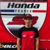 Maxime Desprey naar Honda France SR!