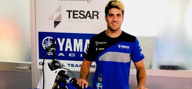 Bernardini vindt onderdak bij Astes4-Tesa Yamaha