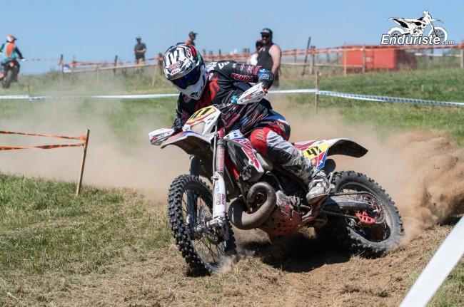Mathias Van Hoof update BK Enduro Chimay & Lierneux