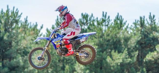 Michele Cervellin verlengt contract met Yamaha.
