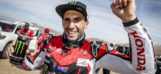 Benavides laatste etappe en de Atacama Rally.