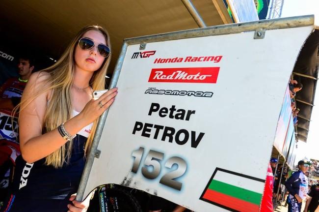 Petar Petrov versterkt North Europe Racing!