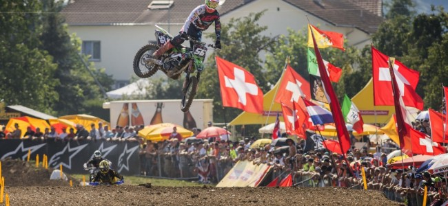 Beste GP prestatie voor Marshal Weltin!