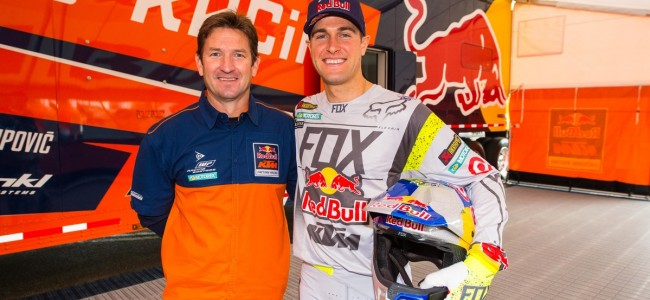Video: Checking In With Ryan Dungey
