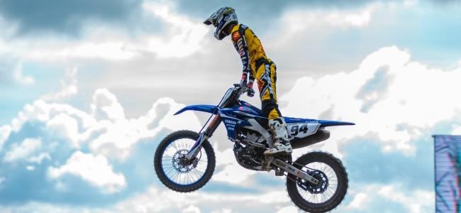 Hutten Metaal Yamaha Racing in de MXGP!