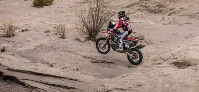 Paolo Goncalves wint de Desafío Ruta 40.