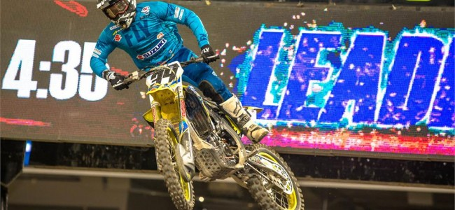 Weston Peick verlengt zijn contract met JGR-Suzuki.