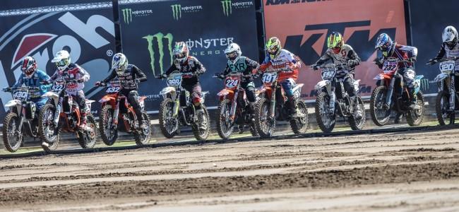 Voorbeschouwing EMX125 finale in Assen.