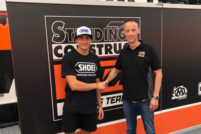 BREAKING: Ivo Monticelli naar Standing Construct KTM!