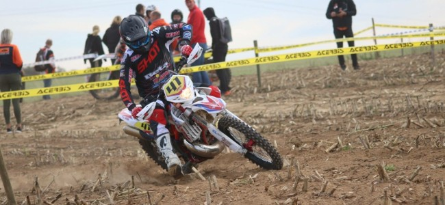 Mathias Van Hoof over BK enduro in Ouffet