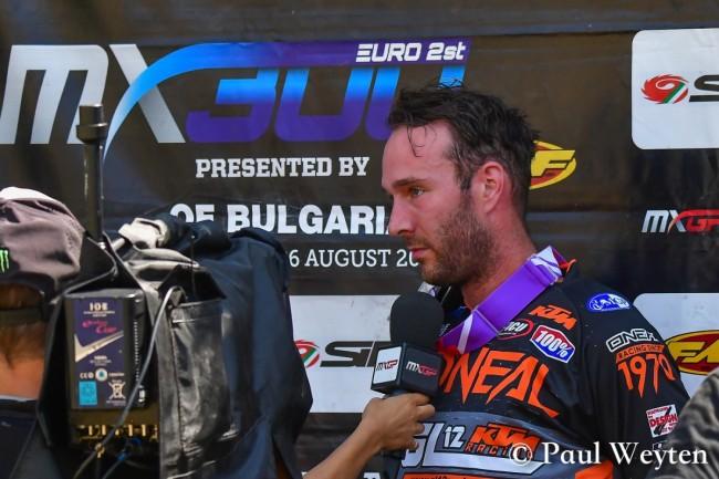 Mike Kras start vanaf de pole in Imola.