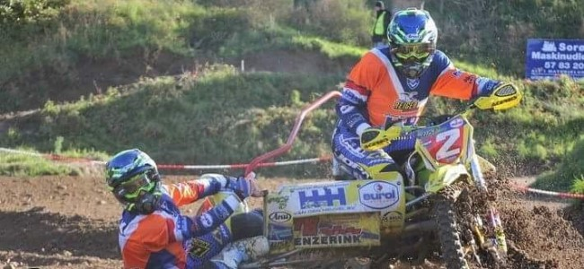 Nederland wint glorieus de Sidecarcross of Nations 2018!