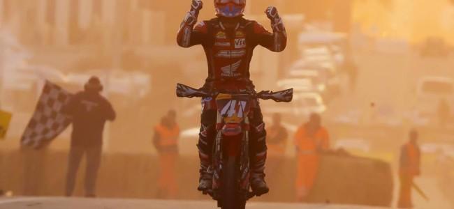Marc Reiner Schmidt wint de Superbiker!
