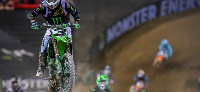 VIDEO: Highlights Monster Energy Cup 2018