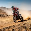 Price slaat hard terug in Rally du Maroc.