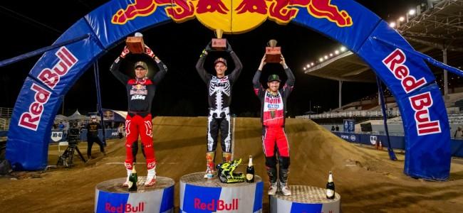 McElrath verlengt Red Bull Straight Rhythm titel!