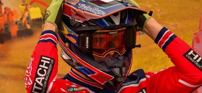 Conrad Mewse verlengt contract bij Team KTM UK.