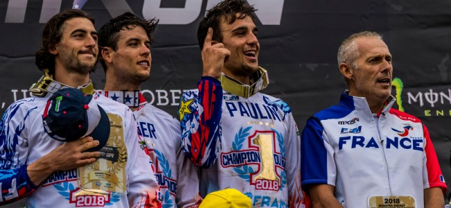 MXON: Frankrijk wint voor de 5x op een rij en dat in Amerika!