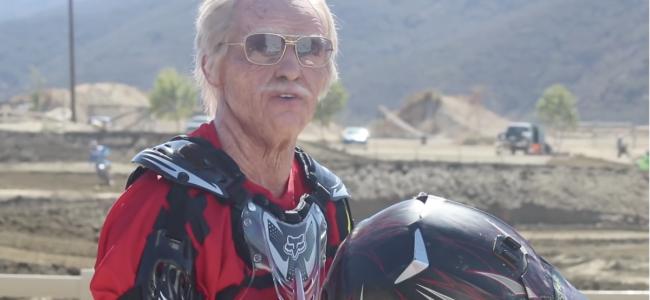 Video: Dean Wilson is opa Earl!