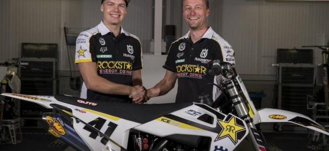 Pauls Jonass tekent bij Rockstar Energy Husqvarna Factory Racing.