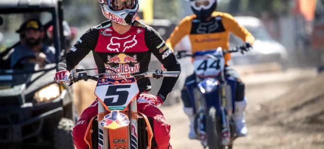 Video: Ryan Dungey terug in actie!