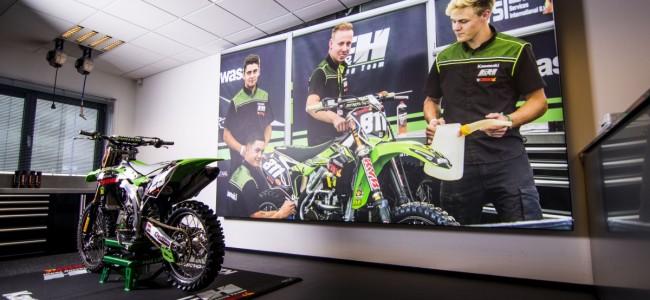Galerij: Opening F&H Racing shop