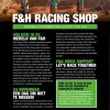 Uitnodiging Grand Opening F&H Racing Shop