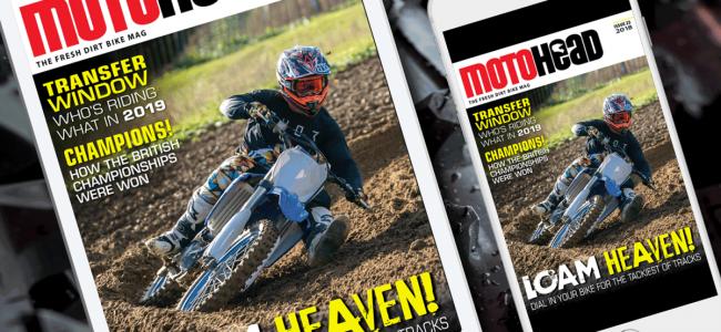 De nieuwe MotoHead Magazine is uit!