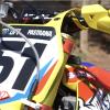 Video: Travis Pastrana's Suzuki RM250