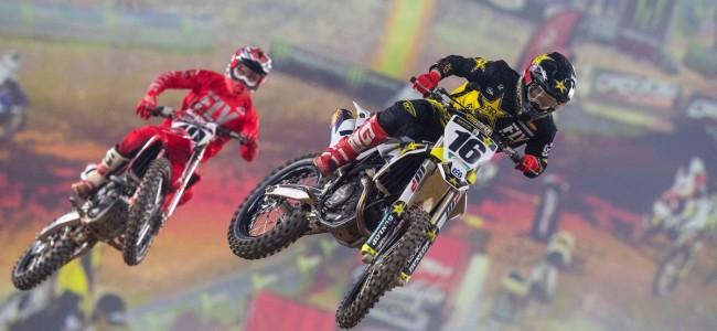 Livestream: Supercross in Genève vanaf 20u!