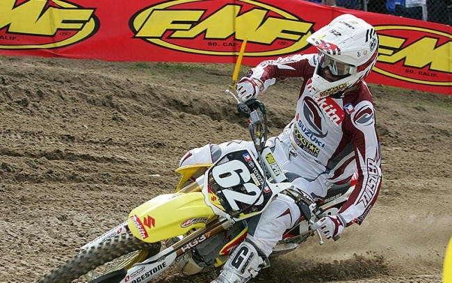 TBT: Ryan Dungey AMA Rookie of the Year!
