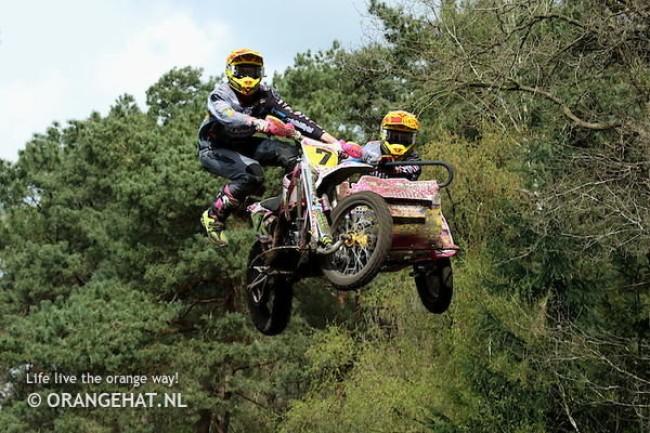 Calendrier 2020 Side Car Cross.Wk Zijspancross Kalender 2019 Motorcross Enduro