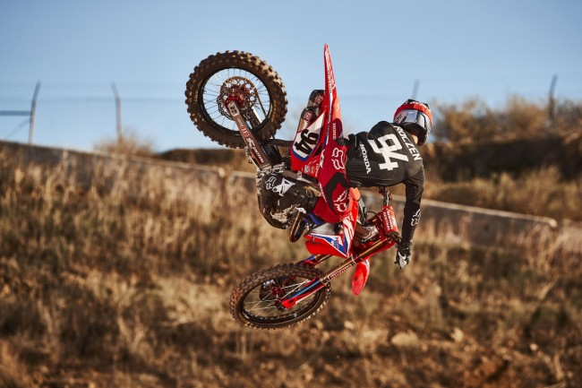 Video: Team Honda HRC launch